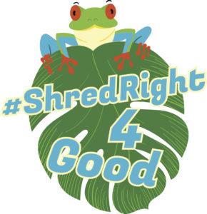 ShredRight4Good Frog Image
