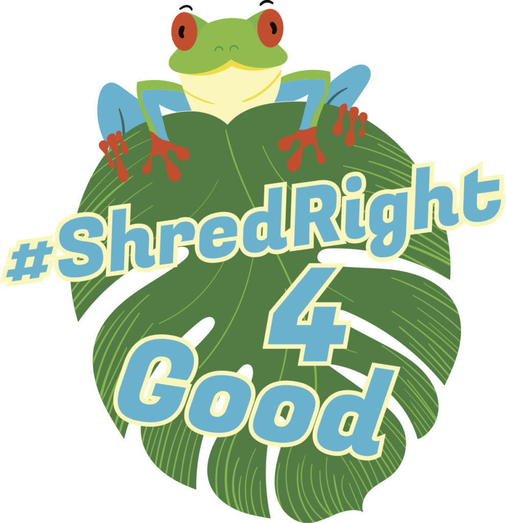 ShredRight4Good Frog Image